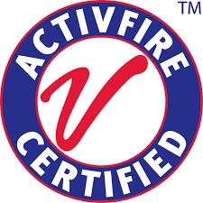 Activfire Certified